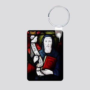 All Saints' Venerable Bede Stained Glass Aluminum