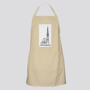 All Saints' Cathedral Apron