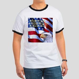 Pledge of Allegiance Ringer T