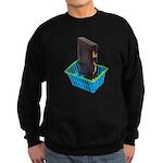 Business Shopping Sweatshirt (dark)