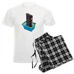 Business Shopping Men's Light Pajamas