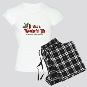 It Was a Wonderful Life Women's Light Pajamas