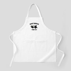 Honey Badger Custom Apron