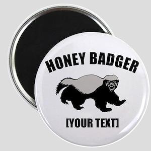 Honey Badger Custom Magnet
