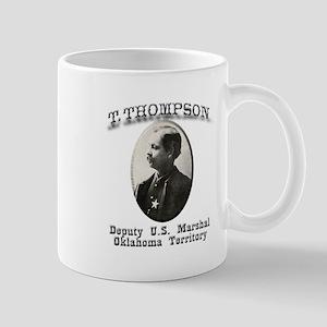 Deputy T. Thompson Mug