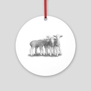 Ewephoric Exclusive Ornament (Round)