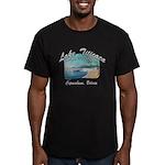 Lake Titicaca '94 Men's Fitted T-Shirt (dark)