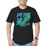 Been There Men's Fitted T-Shirt (dark)