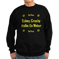 Crosby Walks On Water Sweatshirt (dark)