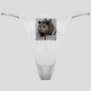 Snow Possum Classic Thong