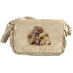 Teddy Bear Messenger Bag