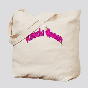 Kimchi Queen Tote Bag