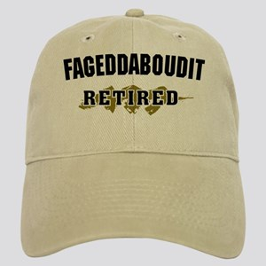 Funny New York Retirement Cap