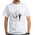 I'm Your Protocol Officer White T-Shirt