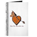 Kiss My Adorable Ass Journal