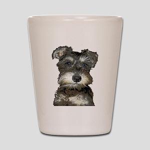 Puppy Shot Glass