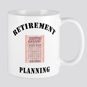 Funny Retirement Plan Mug