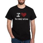 I Love Boxed Wine Dark T-Shirt
