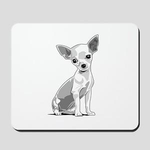 Chiuahua Mousepad