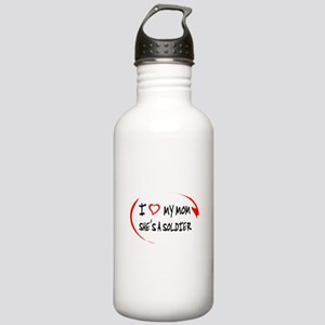 Soldier Mom Stainless Water Bottle 1.0L