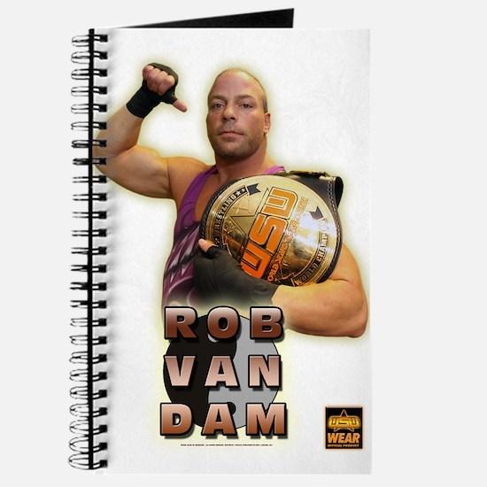WSW ROB VAN DAM CHAMPION 1 Journal