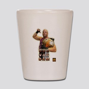 WSW ROB VAN DAM CHAMPION 1 Shot Glass
