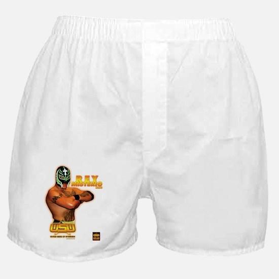 WSW REY MISTERIO HIJO HERO PO Boxer Shorts