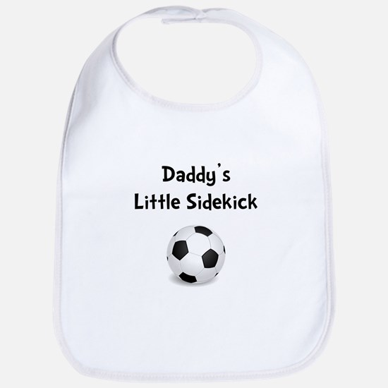 Daddy's Sidekick Soccer Bib