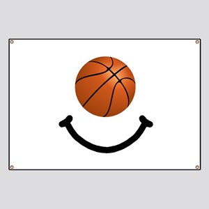 Basketball Smile Banner
