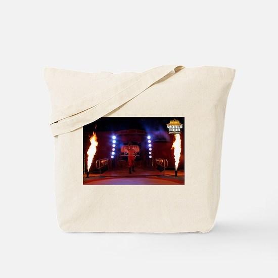 WSW HUGO SANTOS FLAME SET 1 Tote Bag