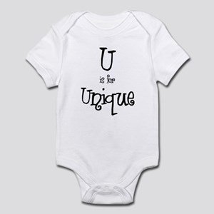 U Is For Unique Infant Creeper