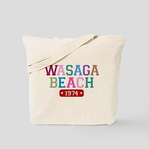 Wasaga Beach 1974 Tote Bag