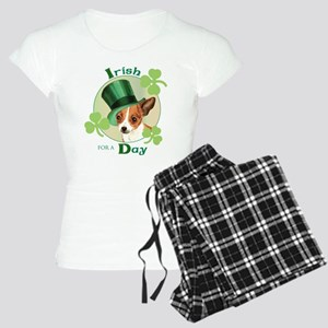St. Patrick Chihuahua Women's Light Pajamas