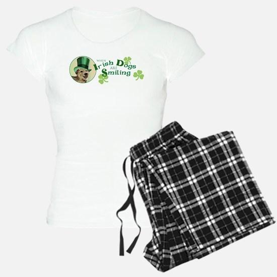 St. Patrick Glen of Imaal Pajamas