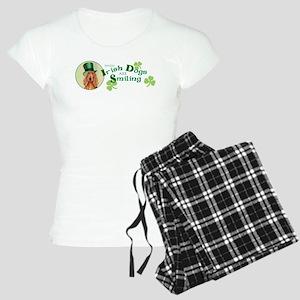 St. Patrick Irish Setter Women's Light Pajamas