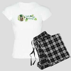 St. Patrick Irish Wolfhound Women's Light Pajamas