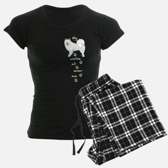Eskie Walks Pajamas