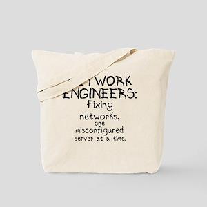 Network Engineers Tote Bag