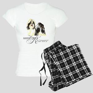 Shih Tzu Rescue Women's Light Pajamas