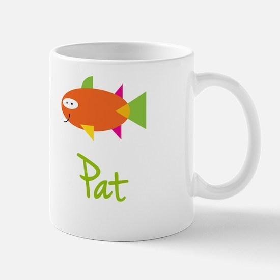 Pat is a Big Fish Mug