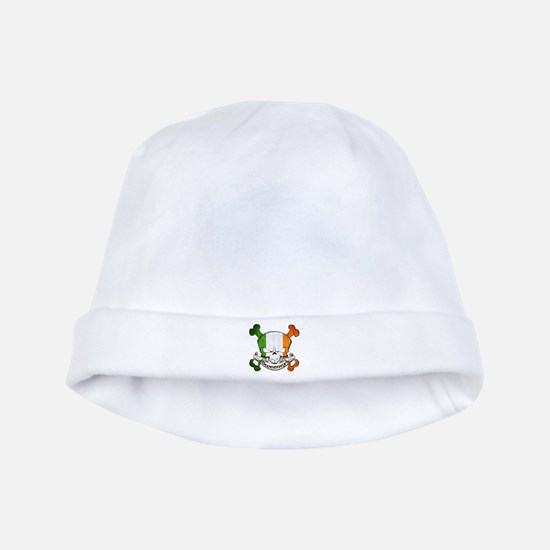 Sweeney Skull baby hat