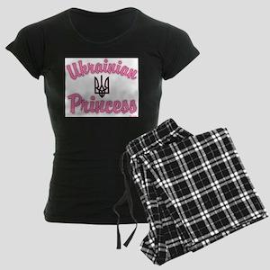 Ukie Princess Women's Dark Pajamas