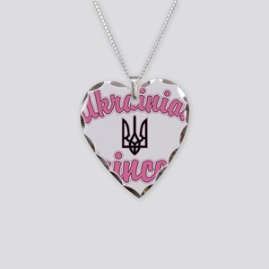 Ukie Princess Necklace Heart Charm