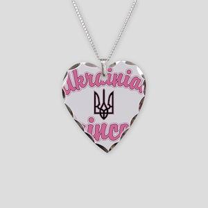 Ukie Princess Necklace Heart Charm