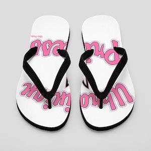 Ukie Princess Flip Flops