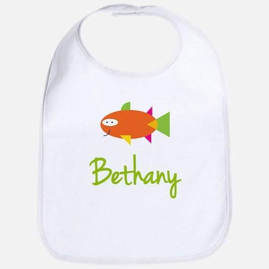 Bethany is a Big Fish Bib