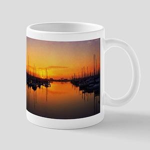 Harbor Sunset Mug
