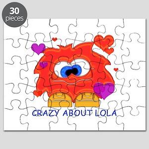 Crazy About Lola Puzzle