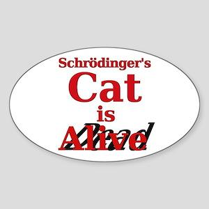 Schrodinger's Cat is Alive/Dead Quantum Physics St