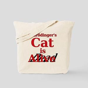 Schrodinger's Cat is Alive/Dead Quantum Physics To